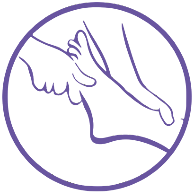 Reflexology - Hawley Health Centre Treatment Icon
